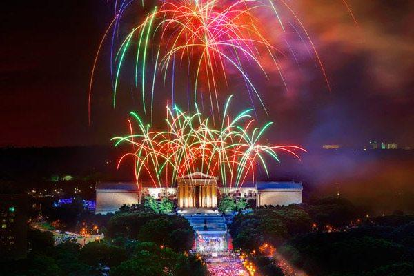 best-fourth-of-july-fireworks-philadelphia