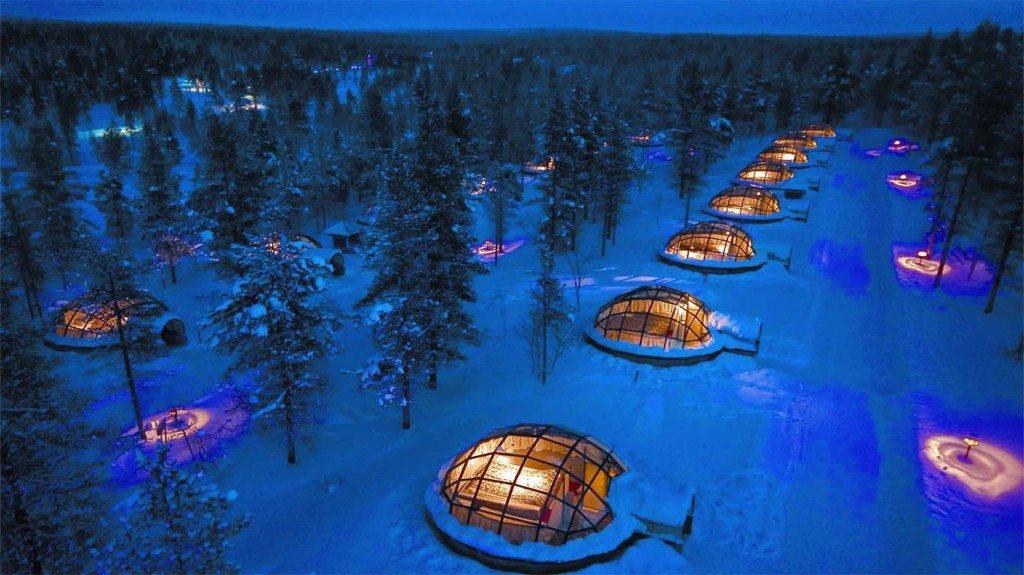 glass-igloo-lapland-unusual-europe