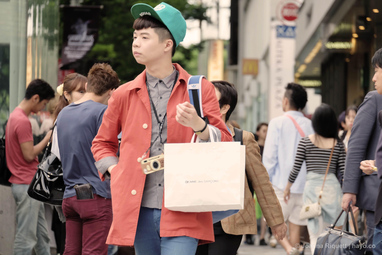 People Watching In Harajuku Tokyo Ndash Hayo Magazine