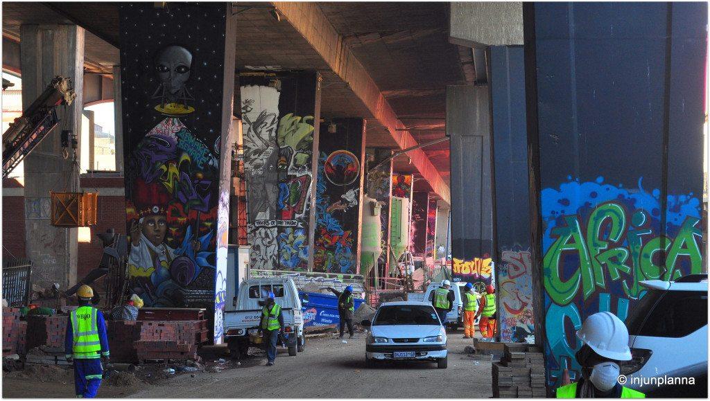 Johannesburg street art