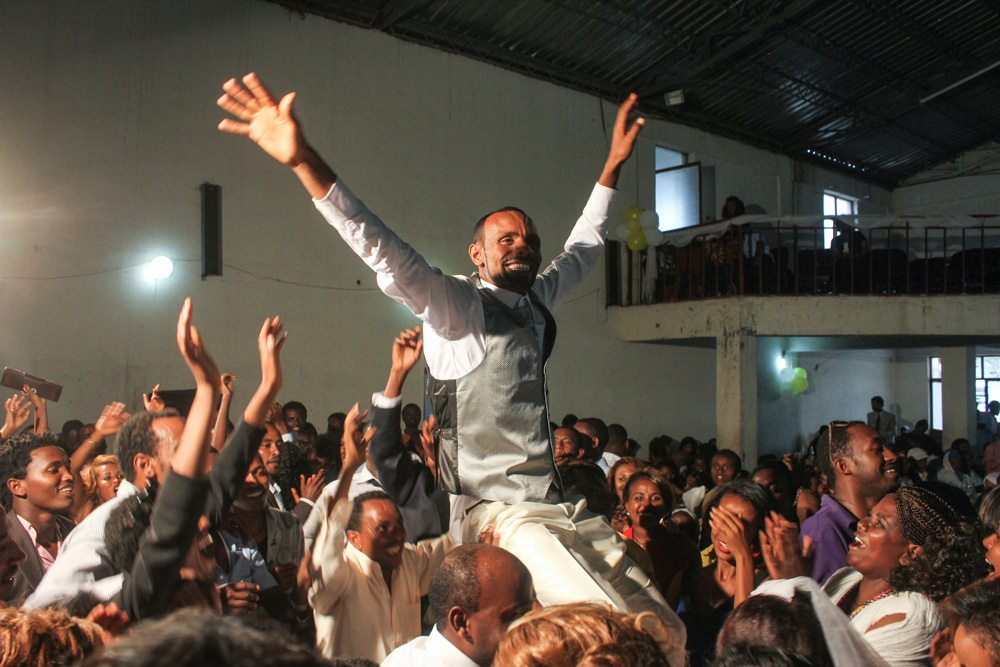 How To Party At An Ethiopian Wedding