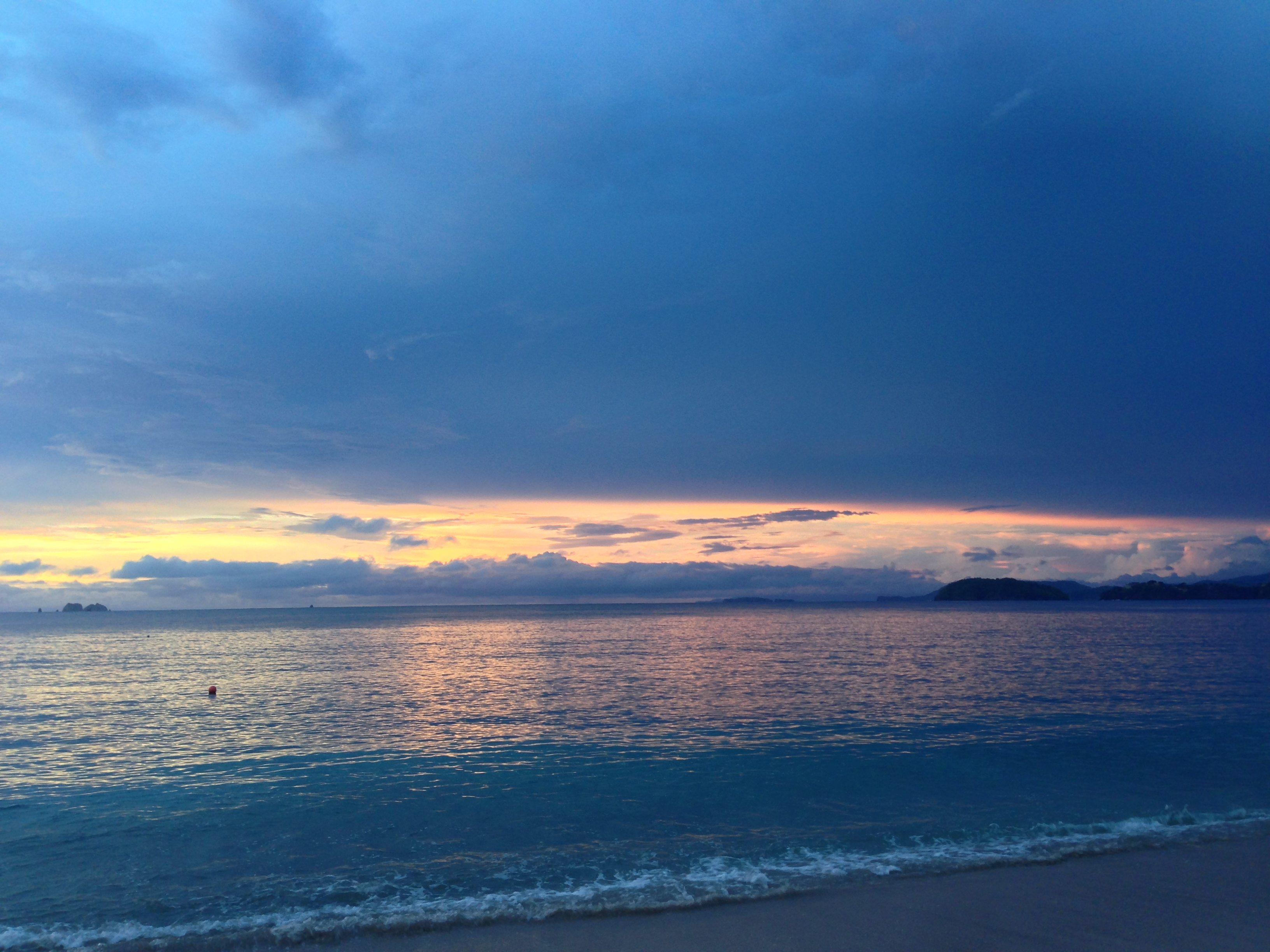 costa rica- blue ocean