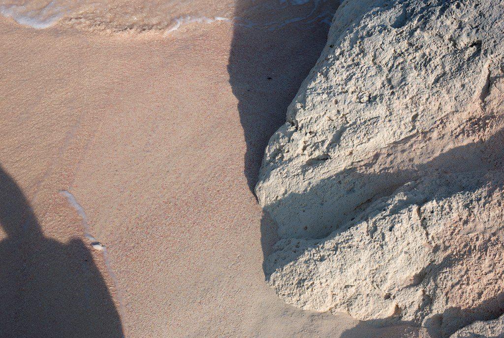 Bermuda Pink Sand Detail
