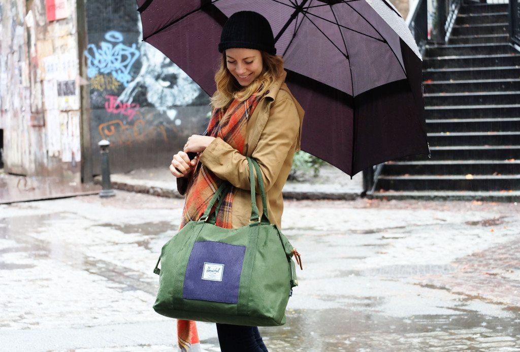 Herschel Duffle Bag Candice