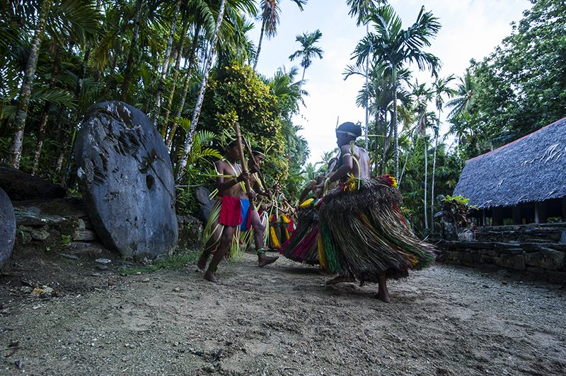 Preserving a Heritage: Bamboo Stick Dancing on the Island of