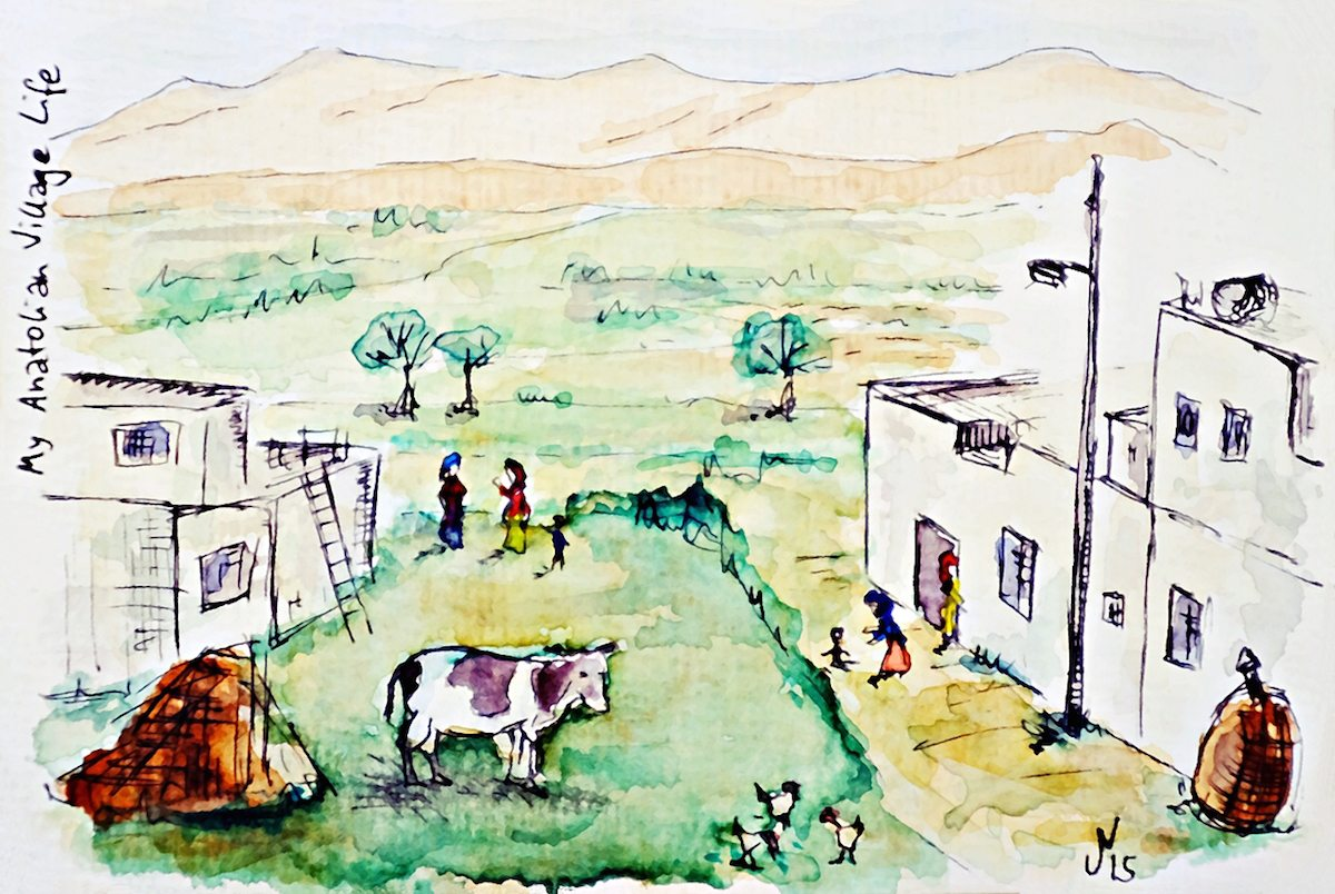 06_My Anatolian Village Life