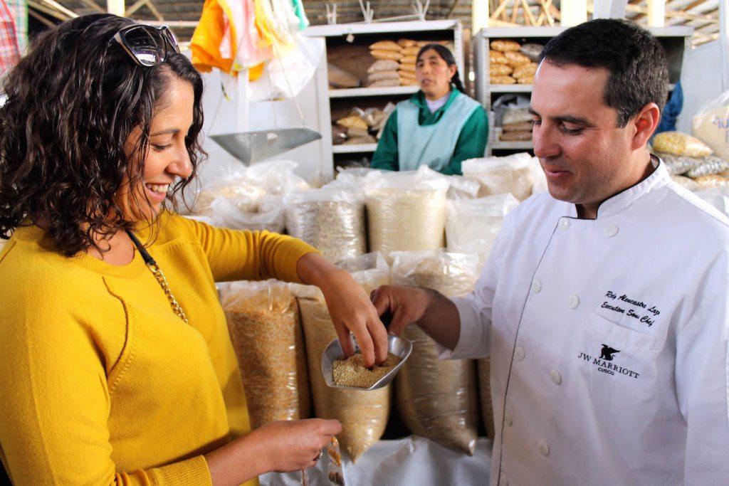 4. Cuscos Mercado San Pedro - Peru