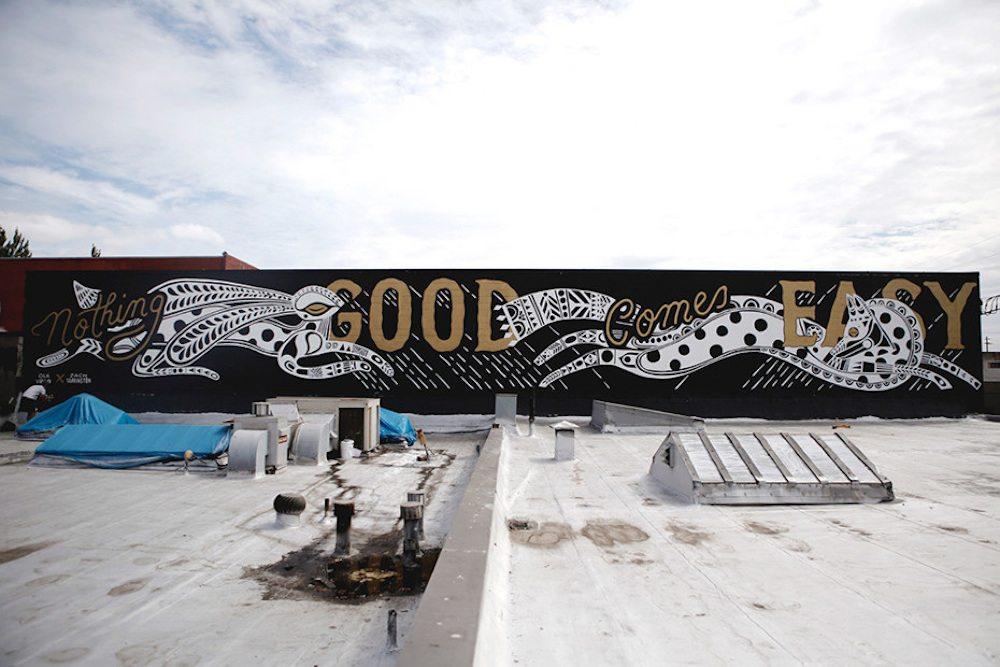 mural Ola