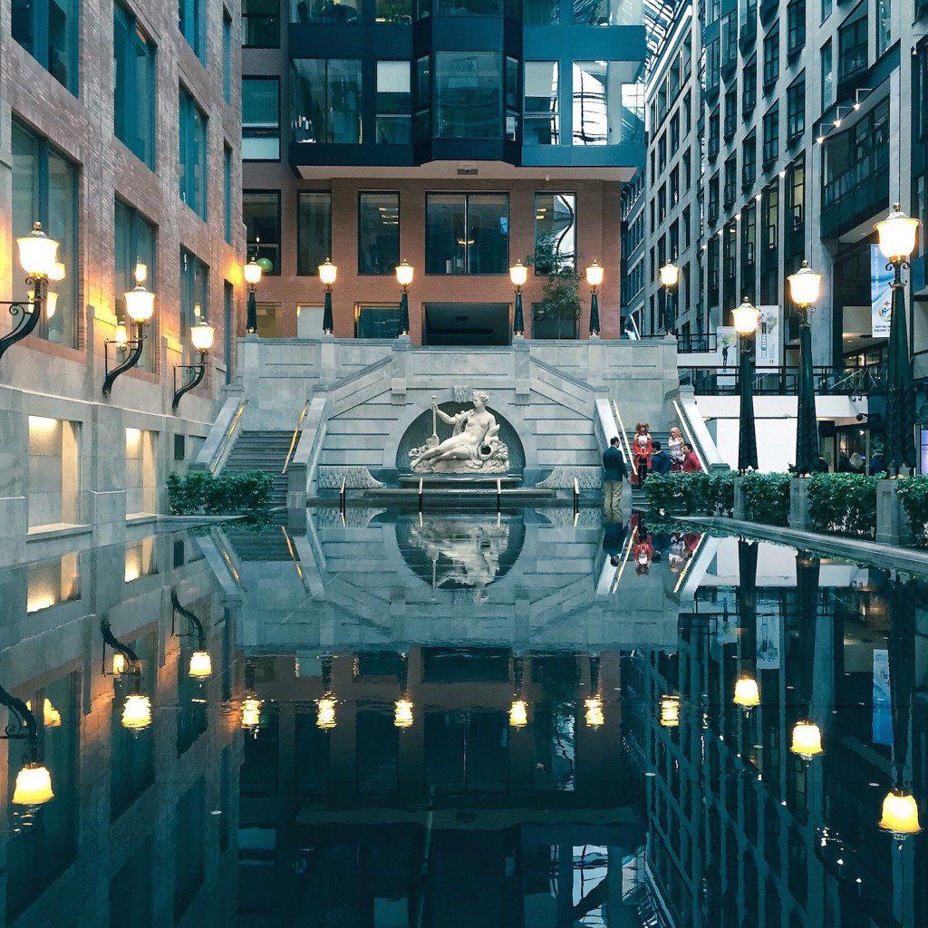 Montreal Centre de Commerce Mondial de Montreal
