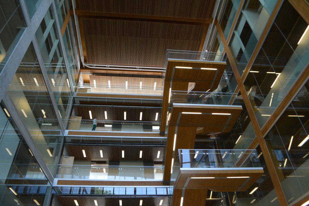 UBC Earth & Ocean Sciences Building 2
