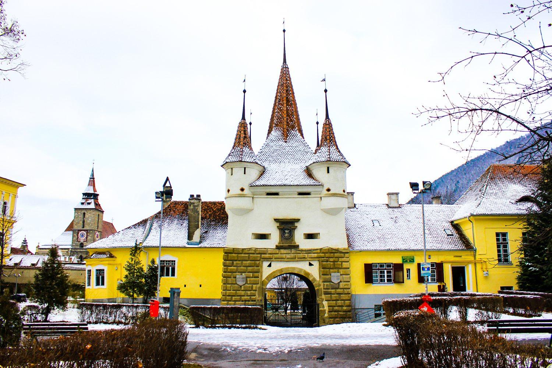 Brasov - Catherines Gate