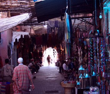A Sensory Awakening in the City of Marrakech, Morocco