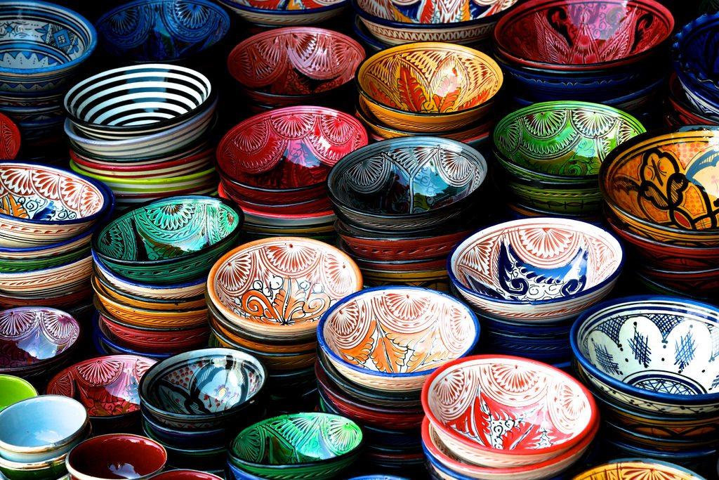 Ceramic bowls - Natalie Carroll
