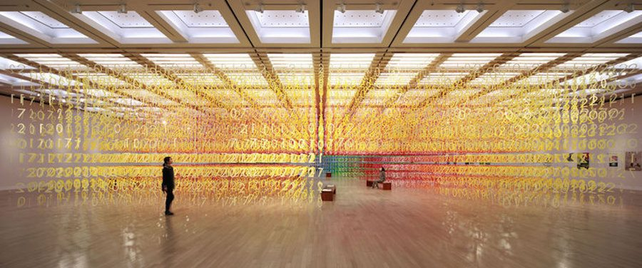 emmanuelle-moureaux-forest-of-numbers-paper-art-installation-11