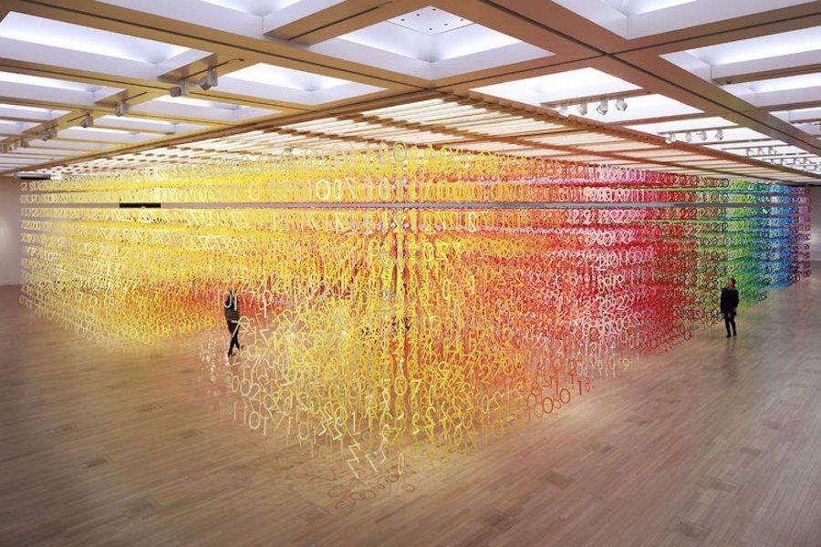 emmanuelle-moureaux-forest-of-numbers-paper-art-installation-5