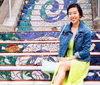 Melissa Teng from Wit & Folly on The Importance of Travel