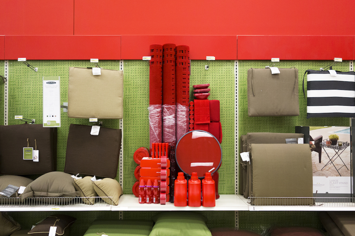 Image result for art installations supermarket