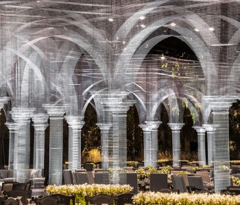 Impressive Architectural Installation Leaves in Awe Viewers in Abu Dhabi