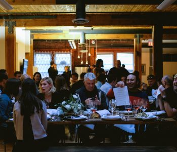 TED Shabbat Dinner Hosted by Hayo Brings Together Leaders in Tech & Media