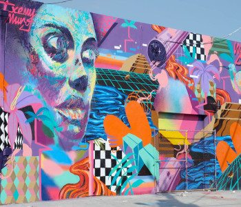 A Walk Through The Wynwood Art District in Miami – PHOTOS