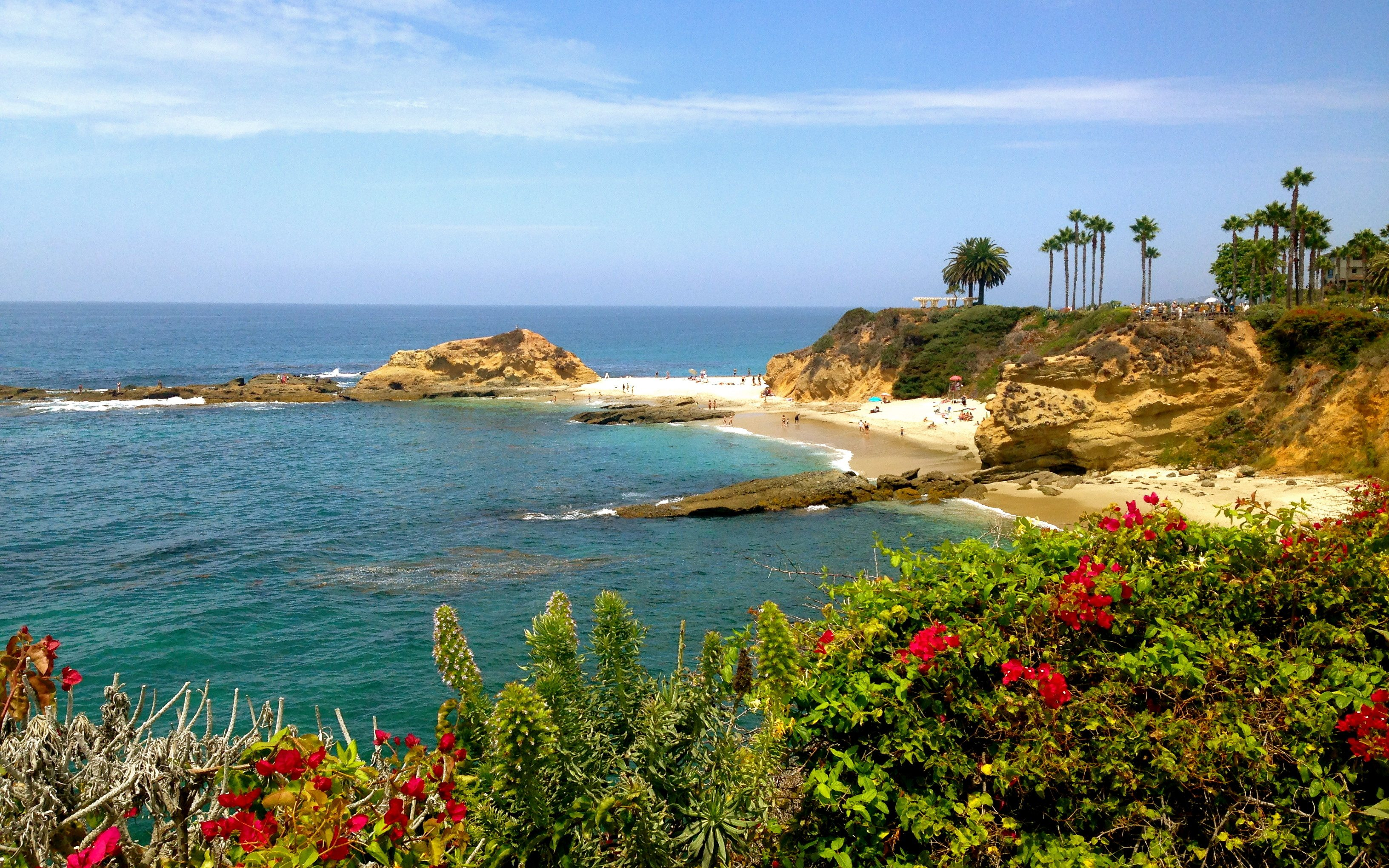 Laguna Beach California To Lax