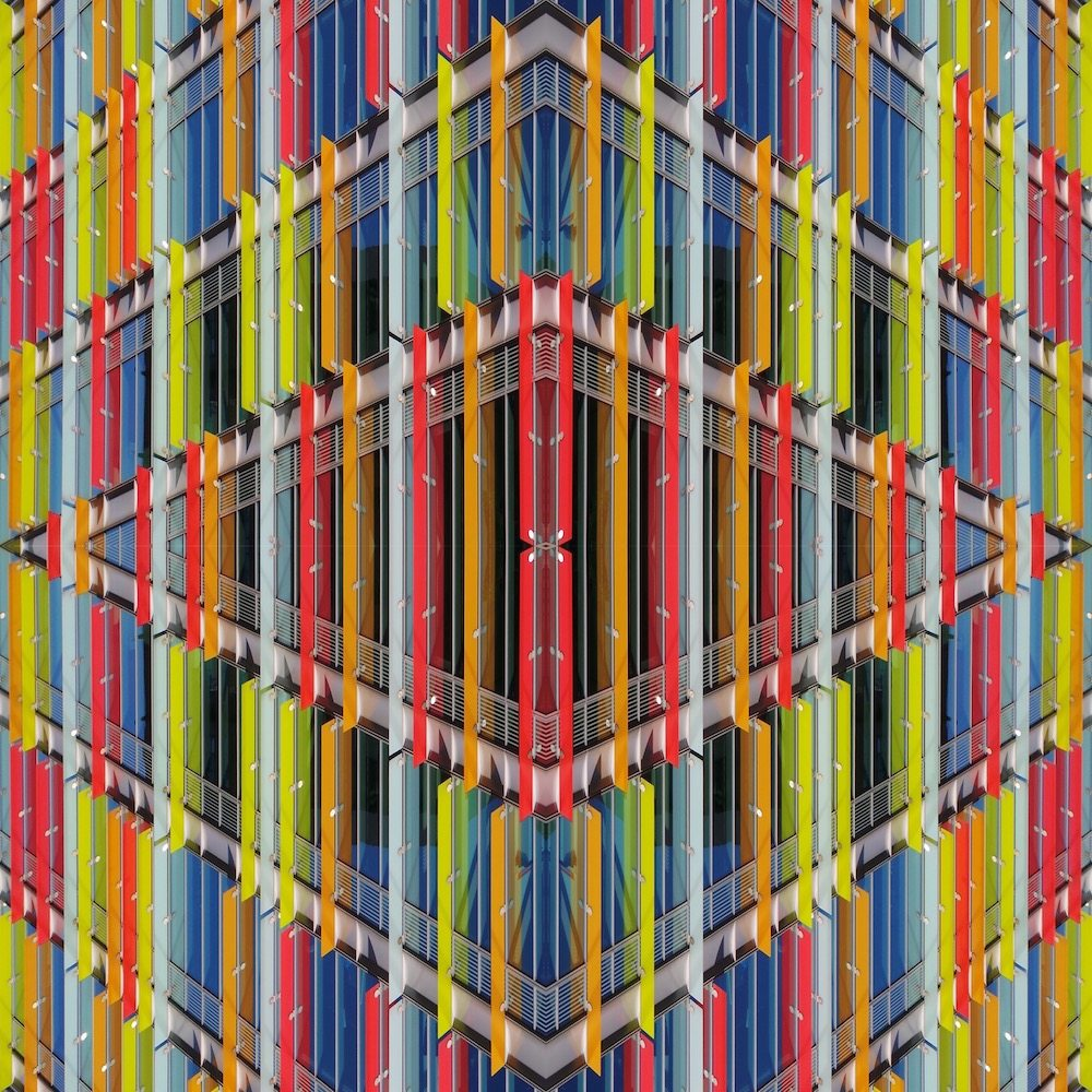 of shapes and patterns dirk bakker s symmetrical photography hayo