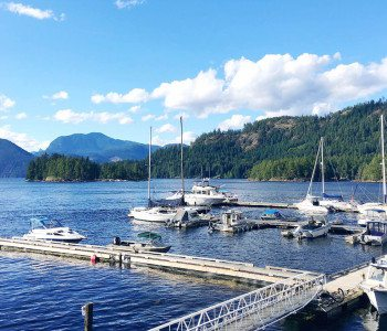 A Summer Road Trip To the Sunshine Coast of British Columbia
