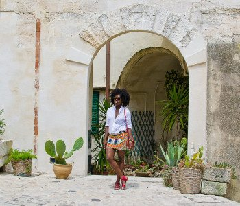Lifestyle Blogger Cynthia Andrew on Being A World Traveler and Black