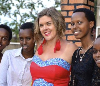 Paper Crown Institute's Katie Carlson talks Social Enterprise and Living Abroad