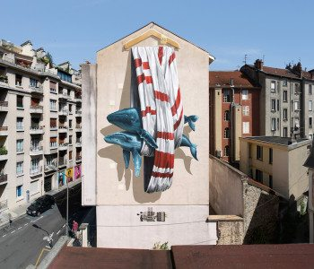 10 of the Most Amazing European Street Artists to Discover and Follow