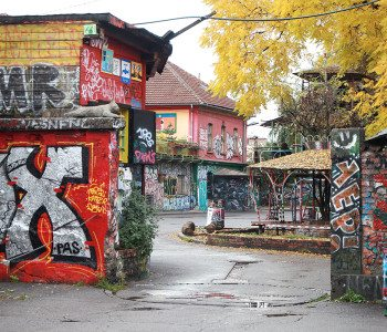 Metelkova and the Successful Rise of the Slovenian Subculture