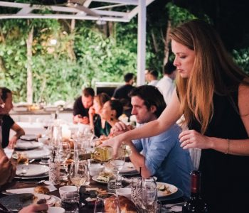 Art Basel Shabbat with Cosa Nuestra Collective Raised $23,000 for Puerto Rico