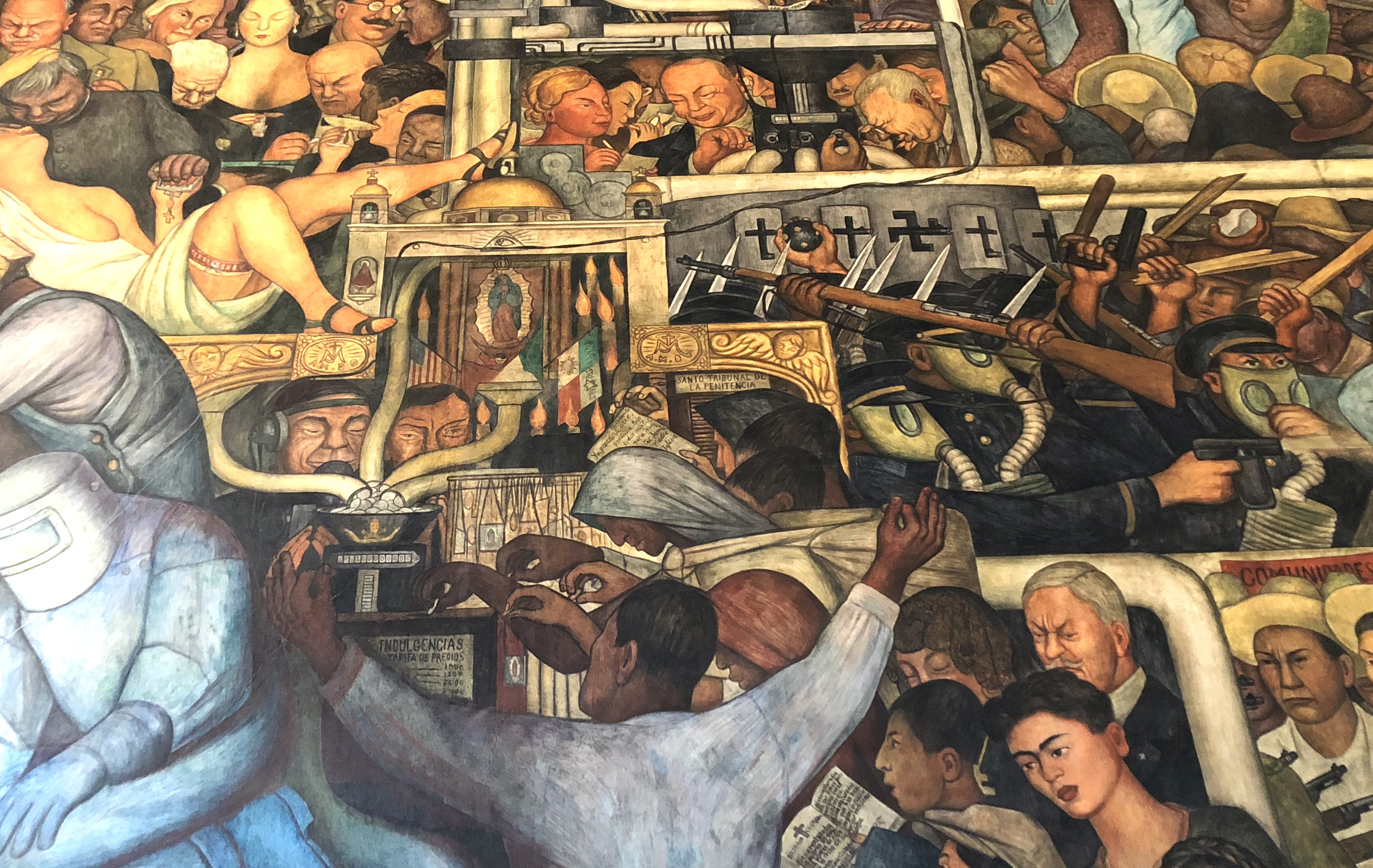 See Some of the Most Iconic Murals