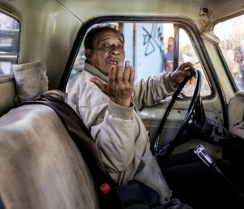 The Poetry in Mexico City's Street Photography