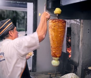 An Unmissable Of The Mexican Cuisine: The Taco al Pastor