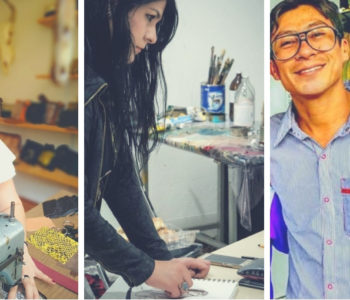 A City Of Reinvention: Meet Three Amazing Creatives from Mexico City