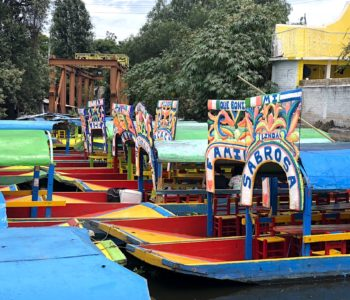Xochimilco, The Floating Gardens of Mexico City